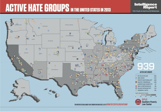 hate groups ir153 hate map