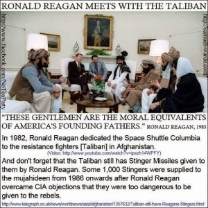 Ronald Reagan Taliban234